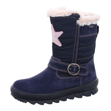 Superfit Kinder Stiefel Winter Flavia