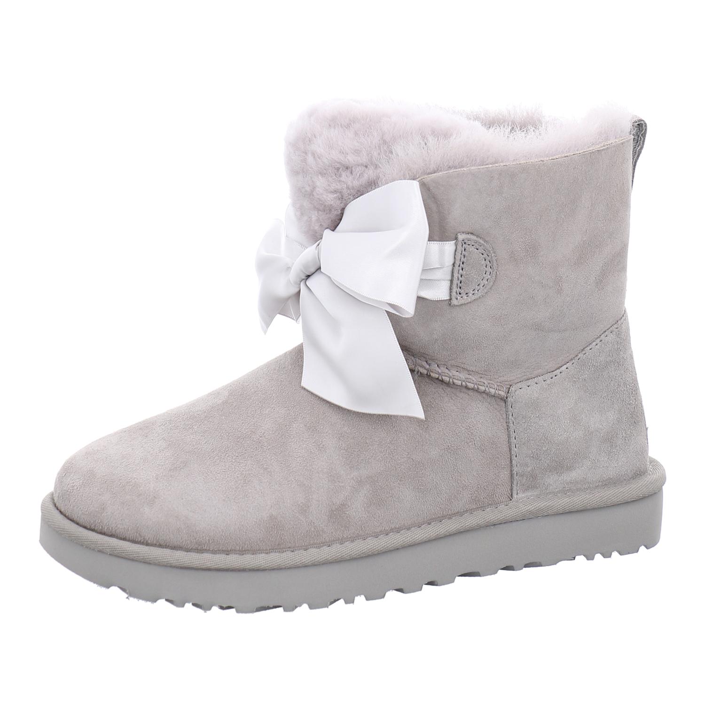 | Winterbootie Lammfell grau von UGG Boots