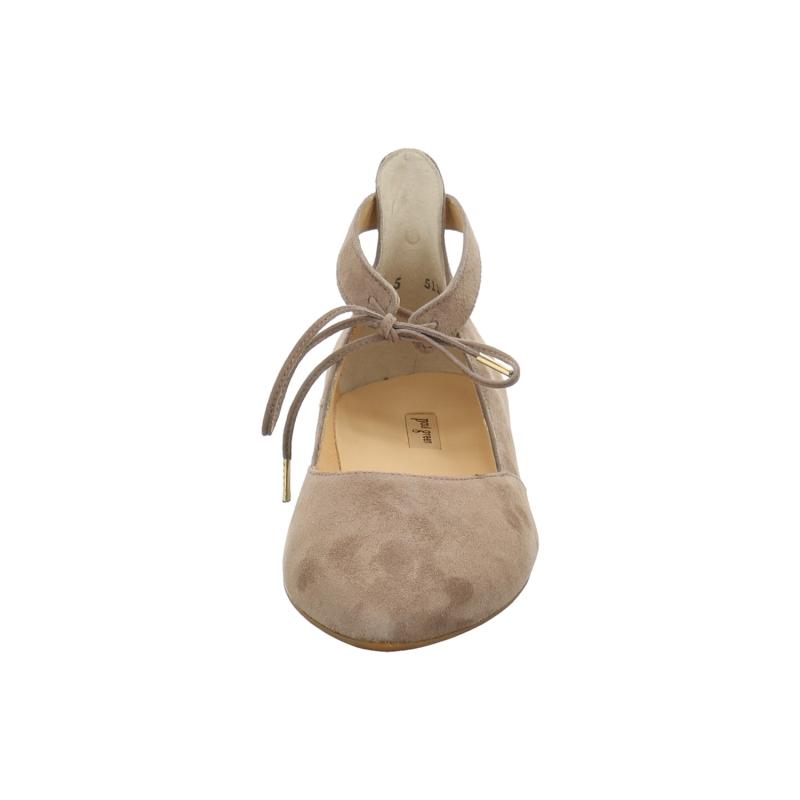 designer fashion 02277 ff50a Paul Green - Ballerina mit Fesselschnürung