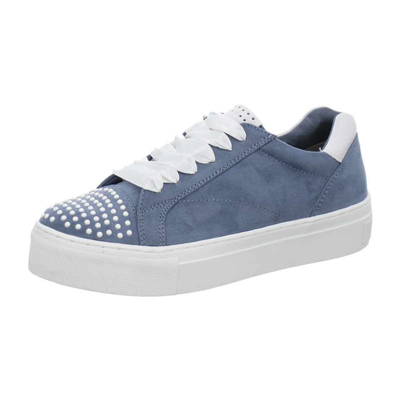 wholesale dealer 94523 16272 Marco Tozzi - Plateau Sneaker mit Perlen