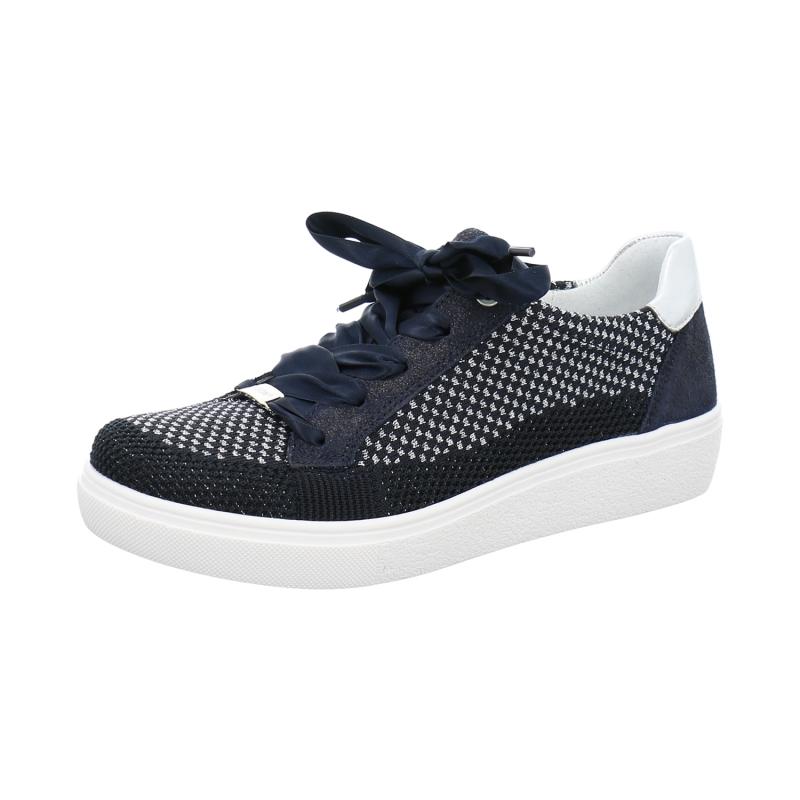 Ara Komfortabler Plateau Sneaker New York Fusion 4