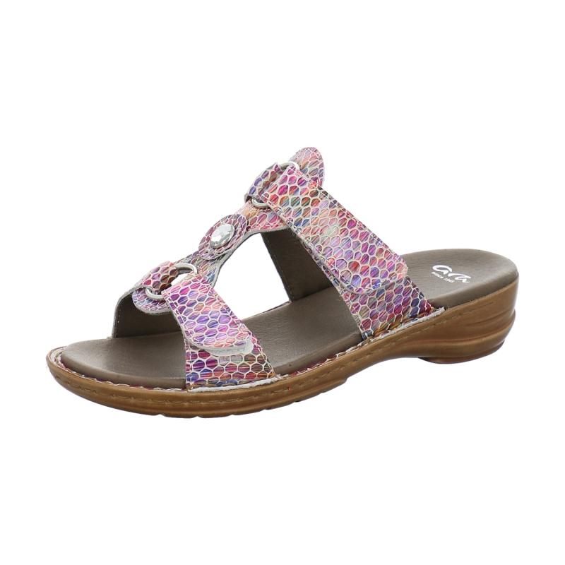 Ara Damen Fußbettpantolette Hawaii