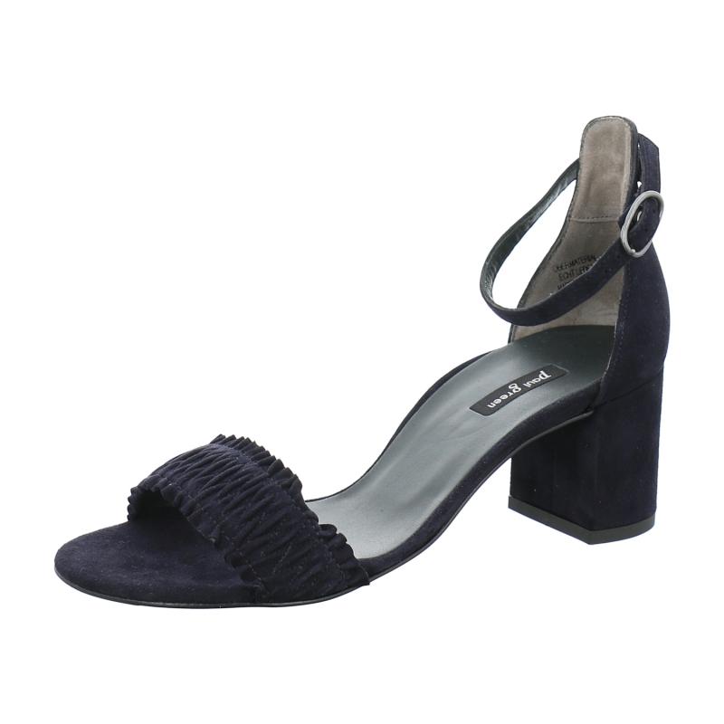 sports shoes 26a03 59bf9 Paul Green - Sandalette in Blau