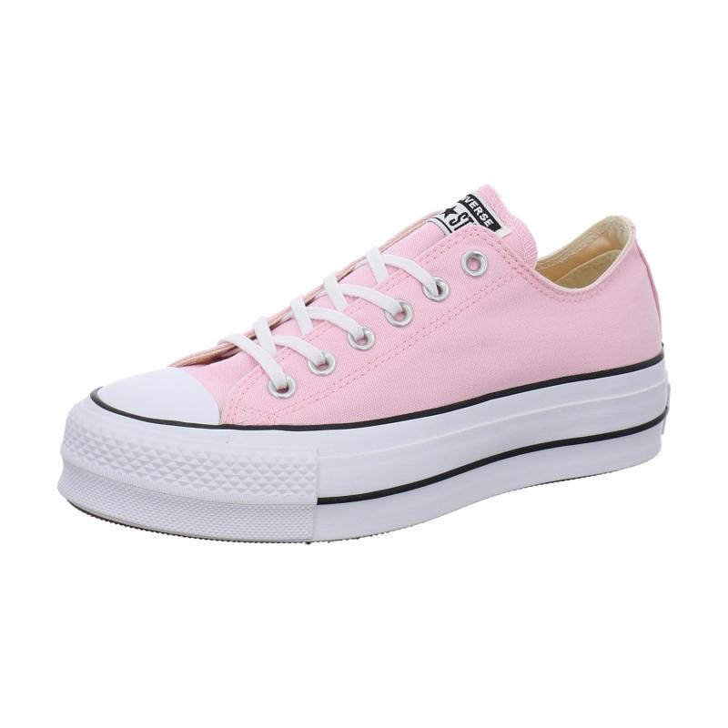Converse Ladies Platform Sneaker CTAS Lift Ox Canvas Color