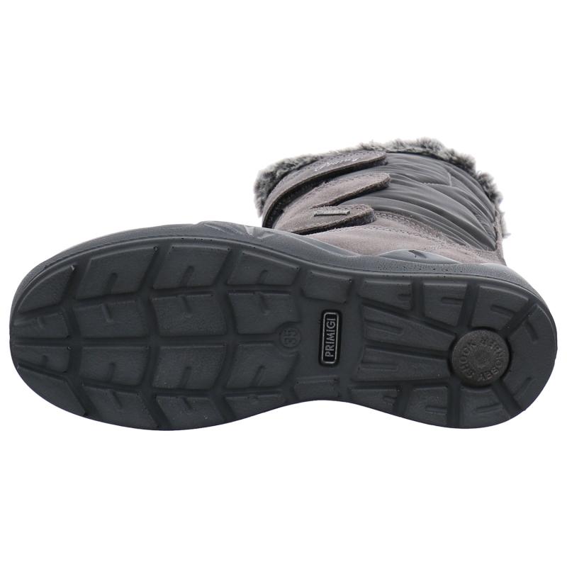 Collonil Nubuk Textile Farbpflege Farbe Taupe Collonil Und: Primigi Stiefel Mit Tex-Membrane In Grau