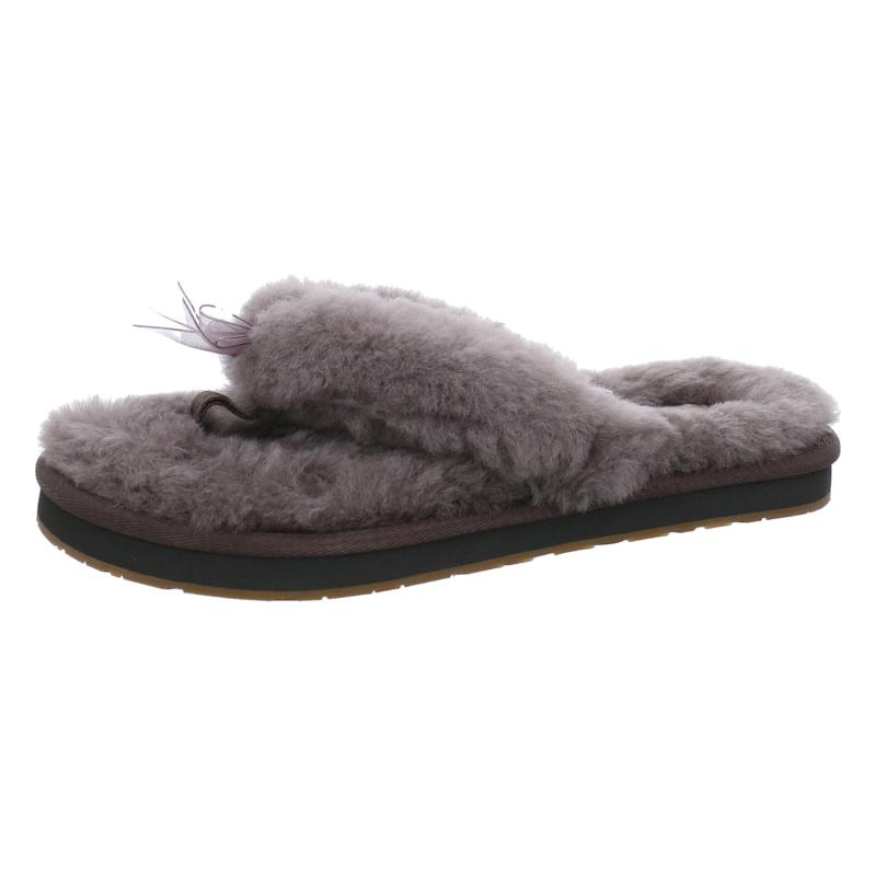 a0decdec051d ... UGG Boots Fluff Flip Flop III Bild 5. Hauspantoffel Winter