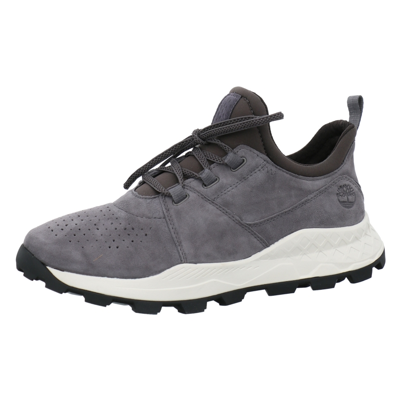 Collonil Nubuk Textile Farbpflege Farbe Taupe Collonil Und: Timberland Sneaker Brooklyn Oxford In Grau