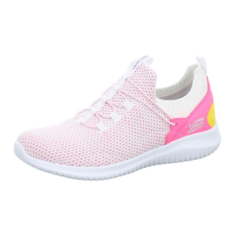 the latest 68a57 c6300 Skechers - Damen Sneaker Slipper - Ultra Flex-More Tranquility