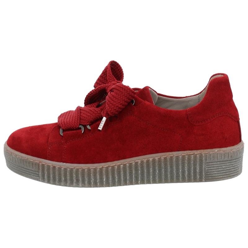 Gabor Damen Sneaker in Rot