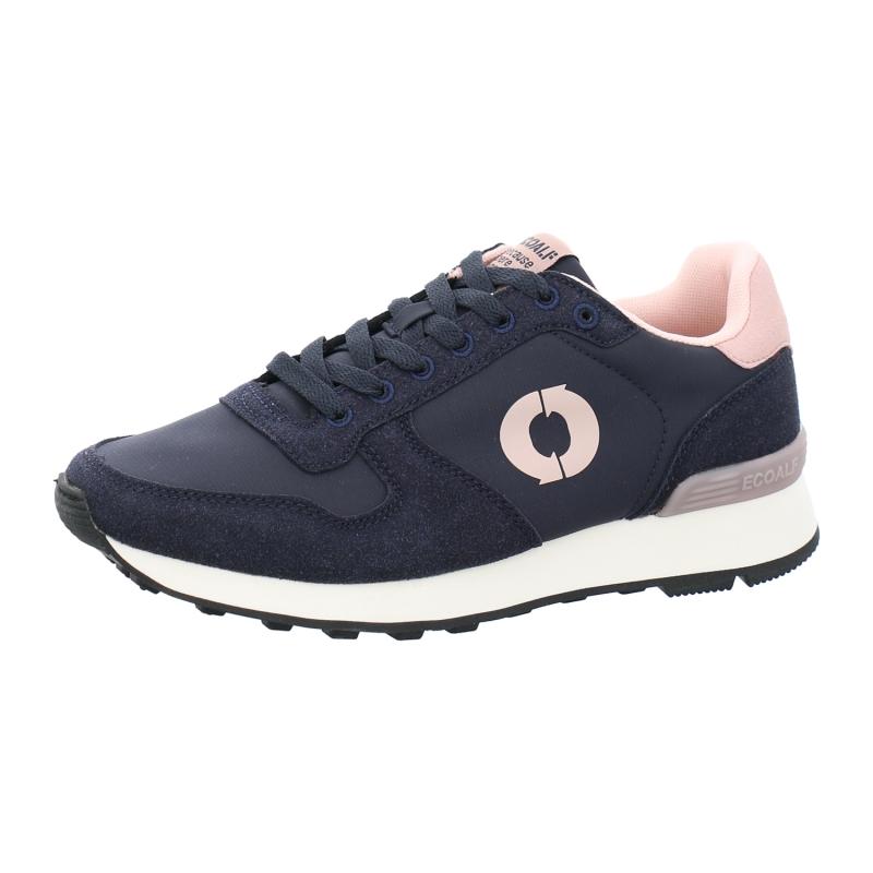 Collonil Nubuk Textile Farbpflege Farbe Taupe Collonil Und: Ecoalf Sneaker In Blau