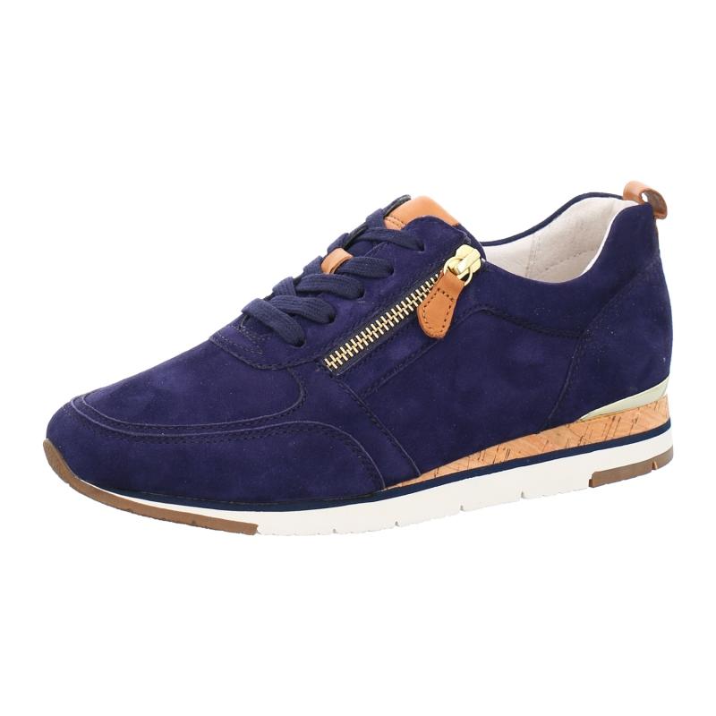 Collonil Nubuk Textile Farbpflege Farbe Taupe Collonil Und: Gabor Sneaker In Blau