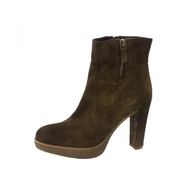 online retailer 17e96 6f886 Unisa - Edle Plateau Stiefelette