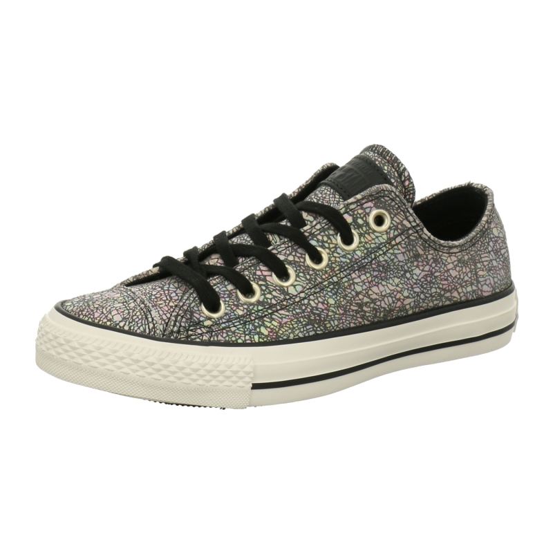 506c79214130 Converse Chucks Low CT AS Oil Slick Leather in grau